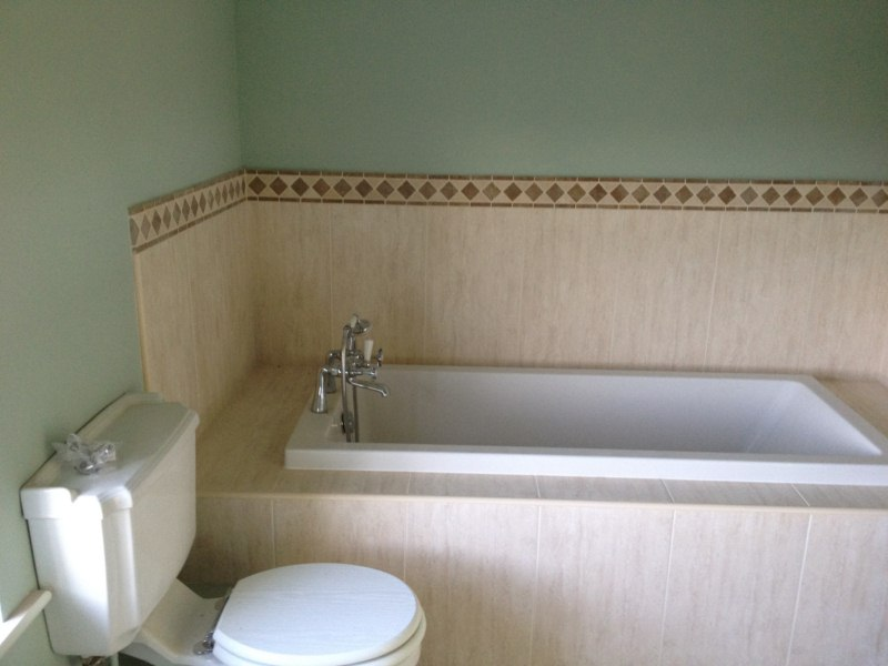 plumbing and bathroom installs